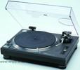 gramofon Technics -1210 MK II - přímý náhon, tzn. vhodný na scratch a mix, černá verze gramofonu Technics