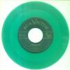 První vinylová deska o průměru 7 palců-sedmička na světě, první vinylová deska průměr 17,5 cm na světě,45 RPM za minutu.