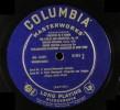První vinylová deska na světě, etiketa (nálepka) první dlouhohrající vinylové desky, rok 1948