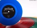 Průhledné barevné vinylové desky, transparentní-průsvitné barevné desky
