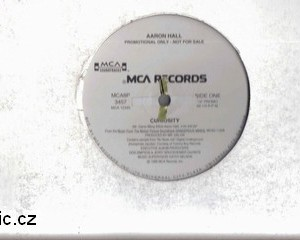 Aaron Hall-Curiosity-vinylová deska