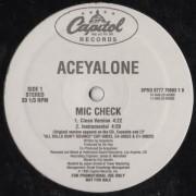 Aceyalone-Mic Check