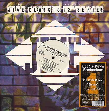 B.D.P-Boogie Down Productions-Im still number one, Jimmy, MyPhilosophy