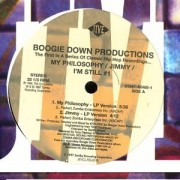 BDP-Boogie Down Productions-My Philosophy, Jimmy, KRS ONE