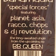 Bahamadia feat. Rasco, Planet Asia, Chops, DJ Revolution, Special Forces