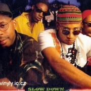 Brand Nubian-Slow Down, To the Right cover