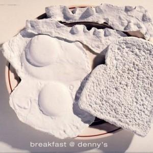 Buckshot le Fongue-Breakfast at Dennys, obal, přední část-front