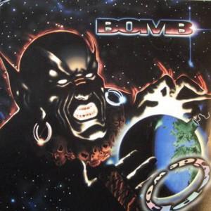 The Bomb-Worldwide-Rap-Compilation. Kompilace-výběr undergroundových hip hop skupin. Nezávislý rap.