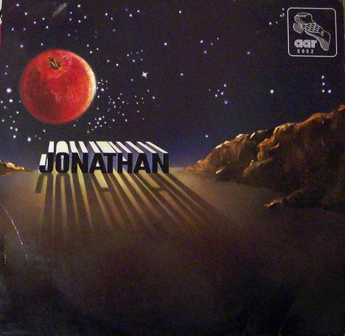Vinyl deska použitá v produkci hip hopu. Skupina Jonathan