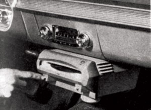Gramofon do auta,Norelco Auto Mignon