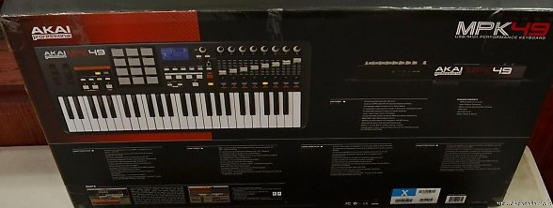 Akai-mpk-49 krabice-box