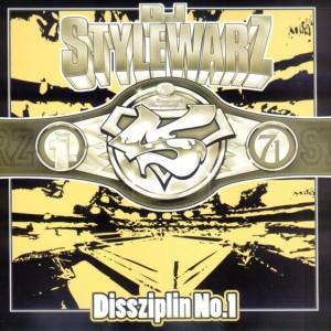 Dj Stylewarz-dissziplin nb.1-vinyl-obal-cover-
