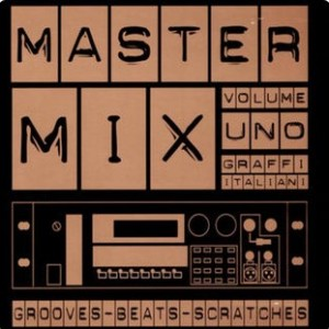 Master Mix Vol.1-Beats-Grooves-Scratches, vinyl