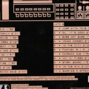 Master Mix Vol.1-DJ-Tracklist