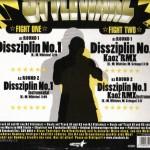 Vinyl desky na DJ battle