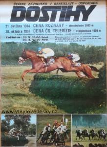 Plakáty koní, foto