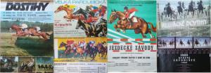 plakáty koní