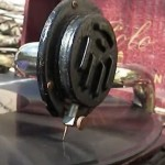 Přenoska mechanická-historická na akustický gramofon