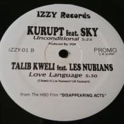 Talib Kweli-Love Language, Kurupt-Unconditional Love